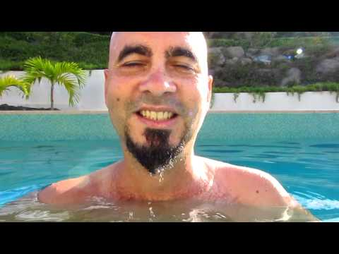 Skint & Shattered In St Thomas - A Tropical Blue Meridian Adventure!