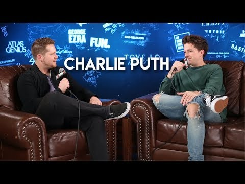 Charlie Puth Explains Why His New  Is Called Voicenotes