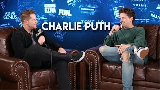 "Charlie Puth Explains Why His New Album Is Called ""Voicenotes"""