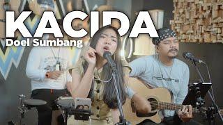 KACIDA - DOEL SUMBANG | RINA APRILIANA FEAT 3PEMUDA BERBAHAYA COVER