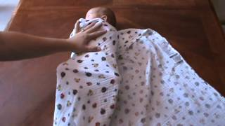 Swaddledesigns Marquisette Swaddling Blanket And Bodysuit Review