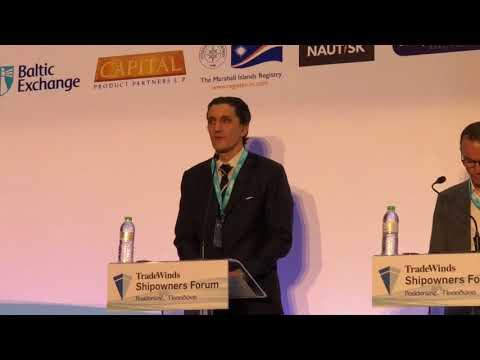John Michael Radziwill talks about the dry bulk market