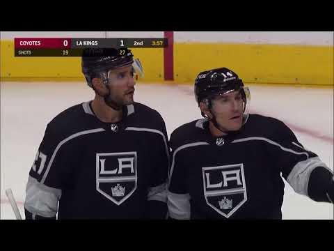 Arizona Coyotes vs Los Angeles Kings - September 28, 2017 | Game Highlights | NHL 2017/18