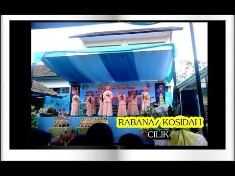 Rebana/Kosidah Cilik Pentas PAI 2018 - Syukur nikmat cipt. H. Roni