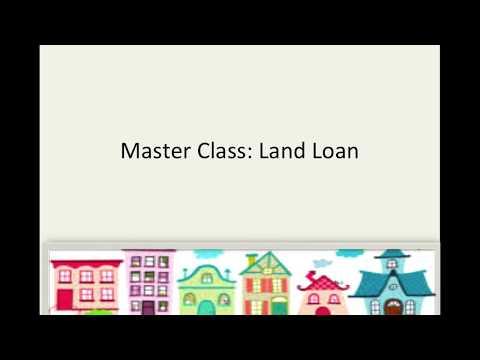 Land Loan Vs Home Loan