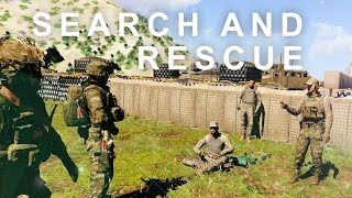 Operation Sandstorm Search and rescue - 3/24/17