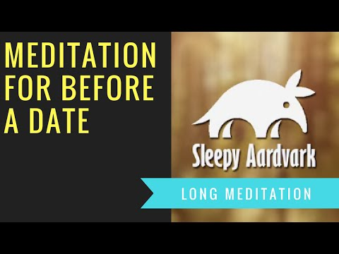 Meditation For Before A Date