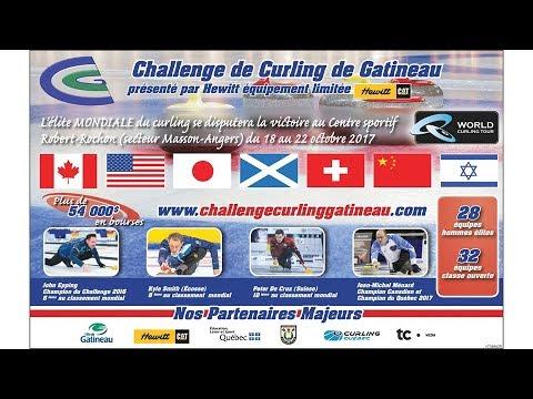 Challenge de Gatineau - De Cruz vs McCormick