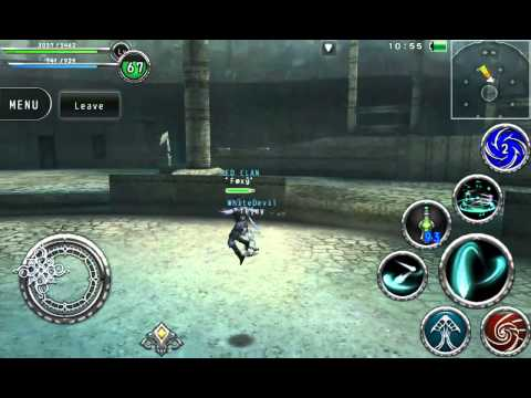 Avabel Online PvP: Geo Dancer Vs. Gladiator #2