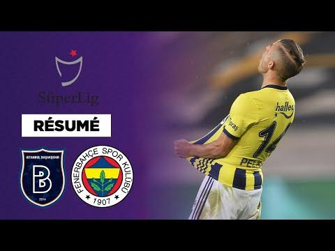 🇹🇷 Résumé : Le Fenerbahçe écarte Basaksehir et s'accroche dans la course au titre !