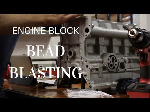 for-the-road-5:-bead-blasting-an-engine-block-and-cleaning-up-the-oil-ways