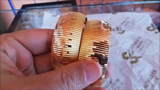 22 Ayar Altın Bilezik Modelleri Özel Tasarım Mega Bilezik Çeşitleri