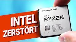 Hat AMD Intel ZERSTÖRT?! - Ryzen 5 3600X im TEST
