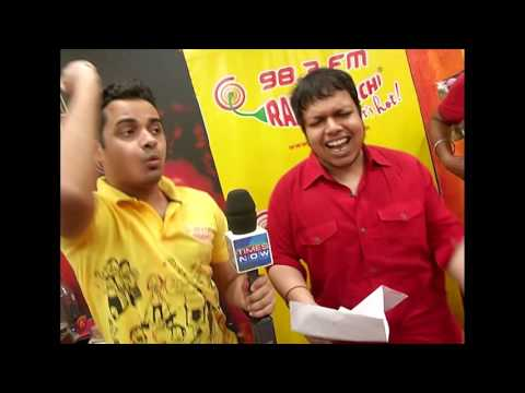Indo-Pak fever at Radio Mirchi -T20 WorldCup