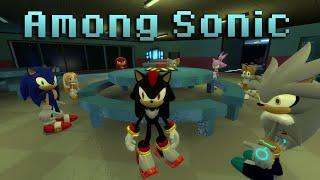 [GMOD] Among Sonic | The Skeld