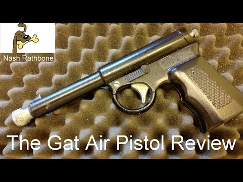 The Gat Air Pistol Review