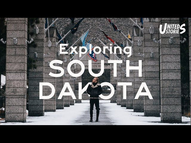 United Stories: Exploring South Dakota  - Buy American