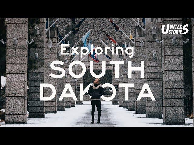 United Stories: Exploring South Dakota  - Buy American