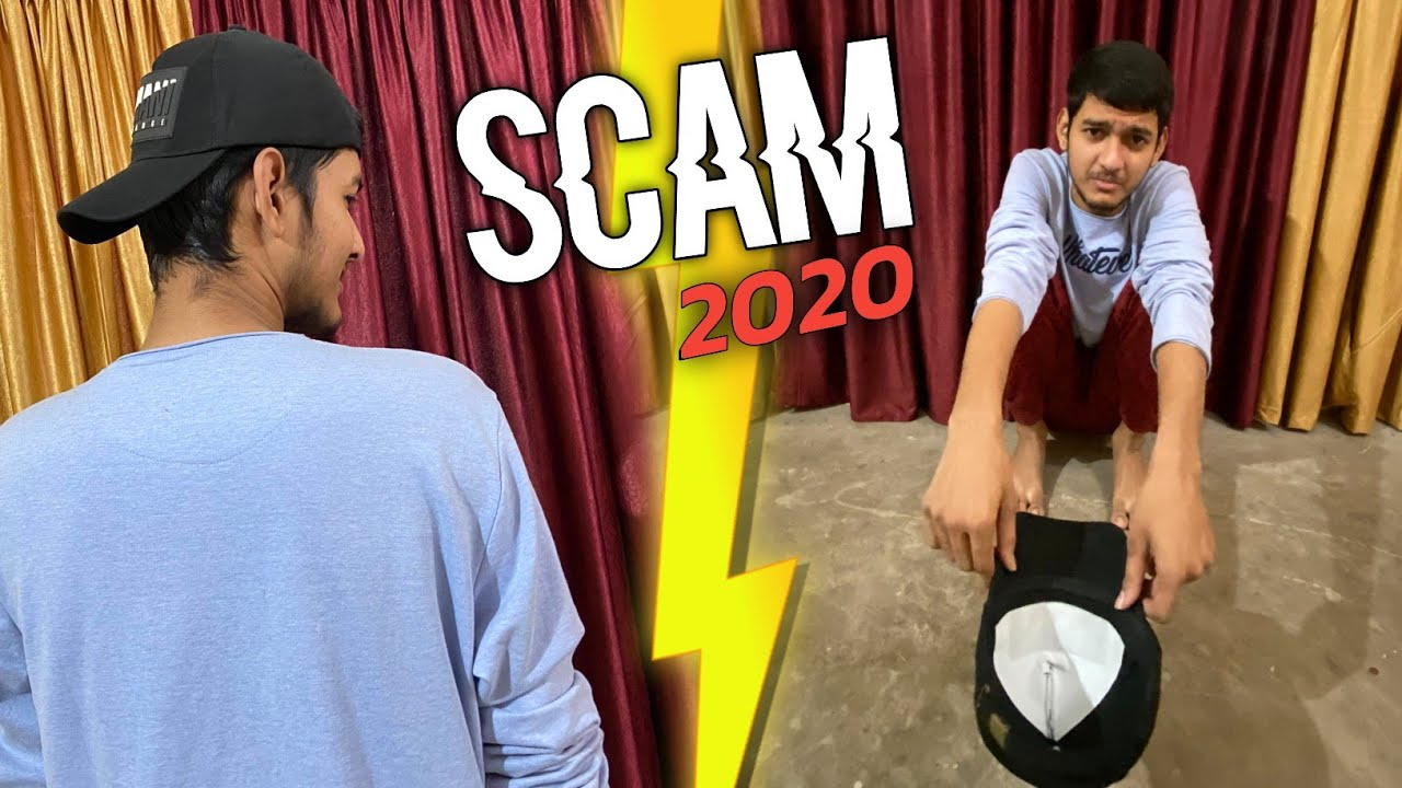 SCAM 1992 SPOOF || Ft. Shadow