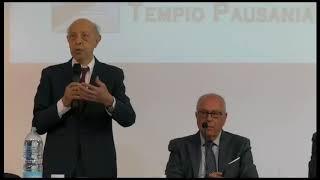 Convegno Uccisione Aldo Moro con Gero Grassi 1° parte
