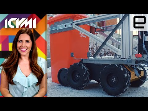 ICYMI: Trusting robots too much, automated garbage and more