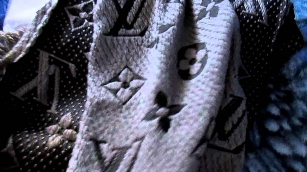 шарф луи виттон фото