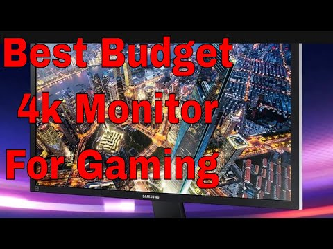 Best Budget 4k Monitor For Gaming - Samsung U28E590D 28-Inch 4k