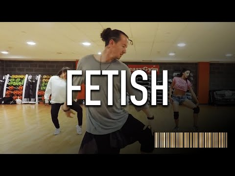 'FETISH' by Selena Gomez ft Gucci Mane | DANCE ROUTINE CHOREOGRAPHY VIDEO