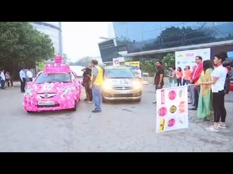 All-women car rally kick-starts in Mumbai