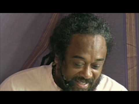 Mooji Answers a Question about Smoking Hash