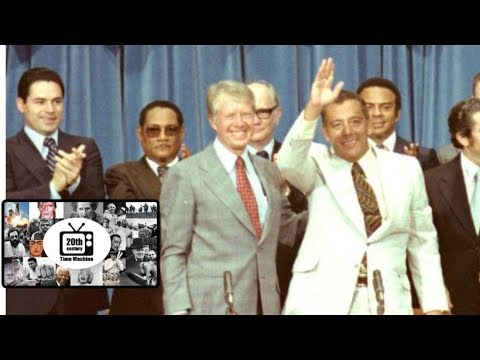 Jimmy Carter's Remarks During the Panama Canal Treaties Signing (September 7,1977)