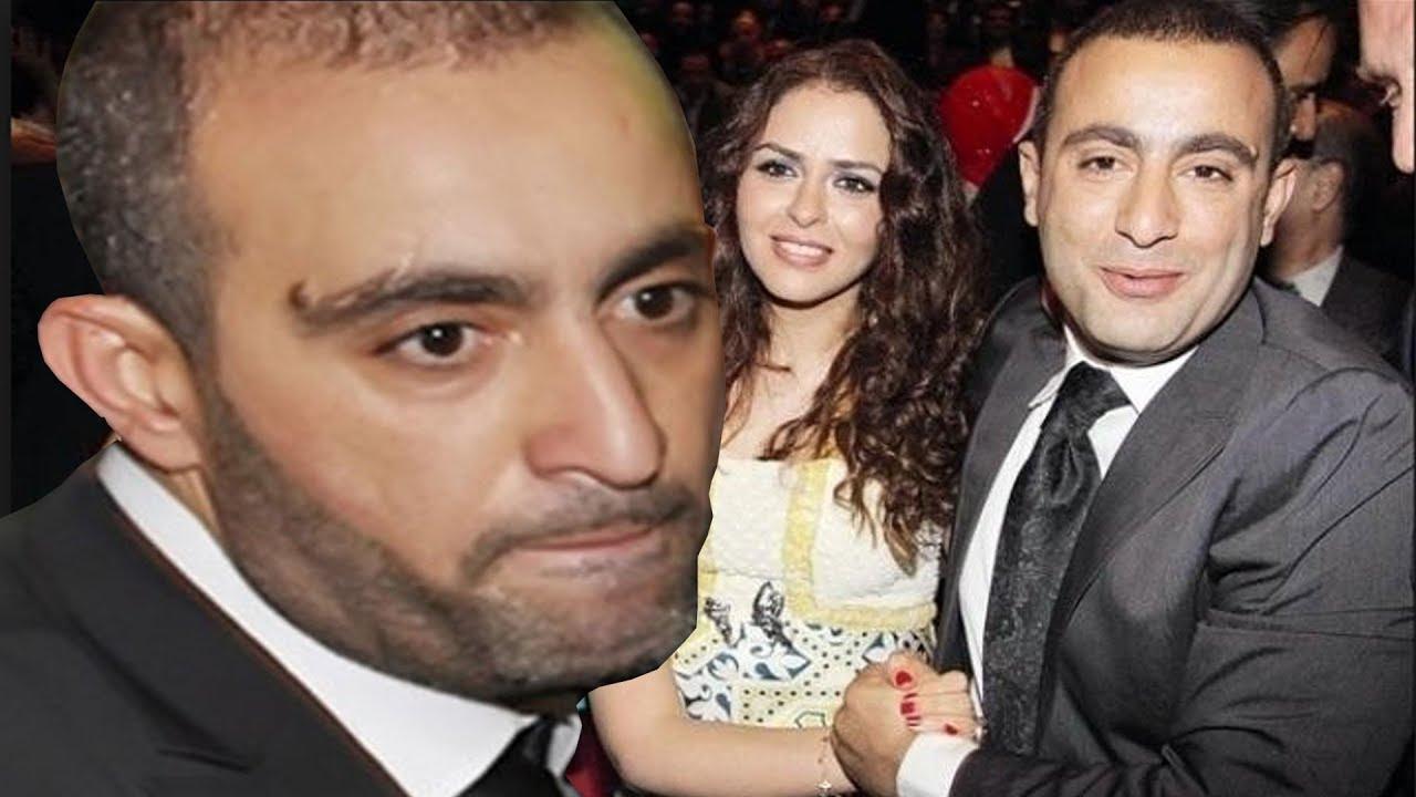 الفنان أحمد السقا يعتزل الحياة الفنية ويمر بحالة اكتئاب وللمرة الأولى منذ سنوات يظهر مع زوجته مها ال