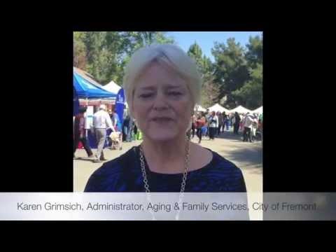 2015 Senior Health Expo City of Fremont, CA