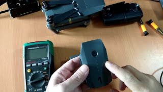 #DJI Mavic pro battery is not loading #repair