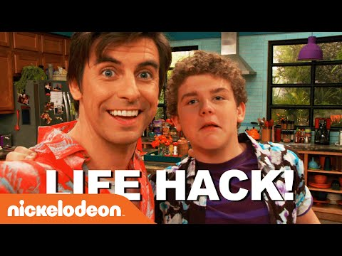 Henry Danger | 'Life Hacks with Sean Ryan Fox' Official Clip | Nick