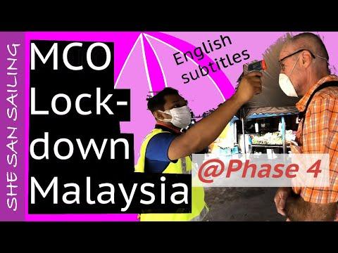 MCO Lockdown in Langkawi Malaysia - Ep 3 (MCO Phase 4)