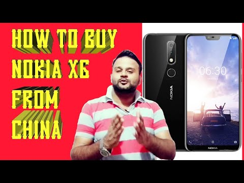 HOW TO BUY NOKIA X6 ?