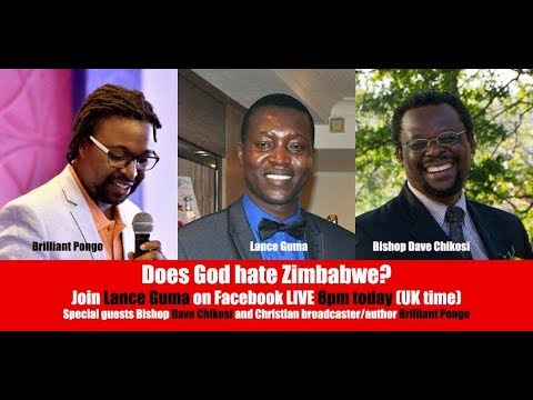 Lance Guma LIVE: Does God hate Zimbabwe?
