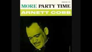 Arnett Cobb   More Party Time   Blue Me