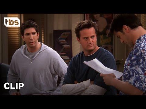 Friends: Bamboozled! [CLIP] | TBS