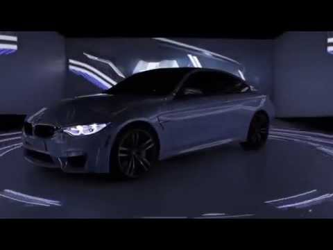 BMW M4 Iconic Lights Concept