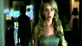 The Secret Circle Season 1 Episode 6 -  Simone attacks Cassie & Jake saves her