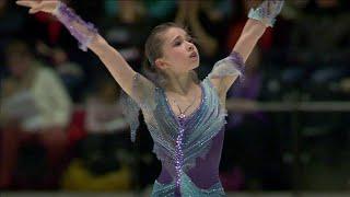 Камила Валиева выиграла юниорский чемпионата мира с мировым рекордом!