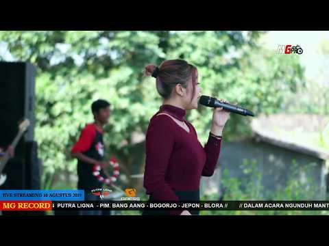 Hanya Rindu - Happy Hevista - Putra Ligna Live Ngaringan
