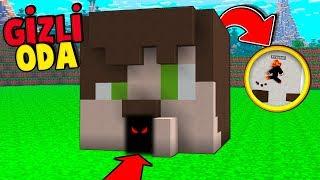GİZLİ ODALI BUGRAAK EVİ vs JONATHAN EVİ vs CEKİK EVİ - Minecraft