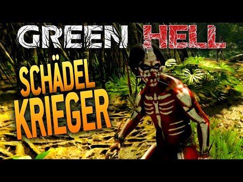 Green Hell #016 | Schädelkrieger - Kampf mit den Eingeborenen | Gameplay German Deutsch
