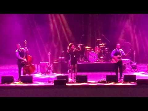 """Lilac Wine plays """"Last Child"""" at the Coca Cola Roxy Theatre"""