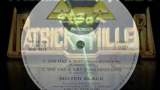She Has A Way (Boom Boom Mix) (1989) - Mister Black.