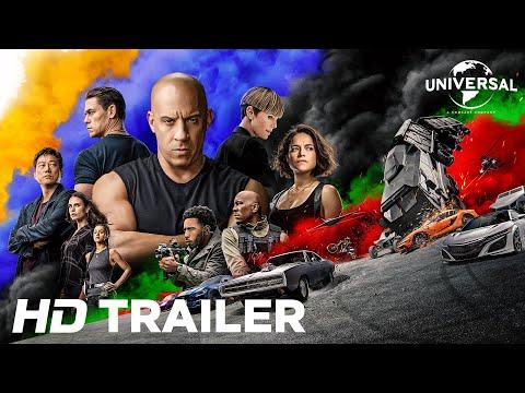Fast U0026 Furious 9   Offisiell Trailer