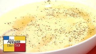 [Recette] Diots Cuits Au Bourgeon de Sapin, Soupe De Pomme De Terre - Chef Jean Pierre Jacob
